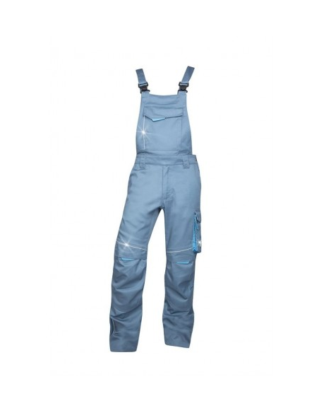 Nohavice s náprsenkou